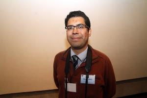 """Рикардо Чавез, член адміністративного комітету Асоціації студентів та випускників """"Еразмус Мундус"""""""