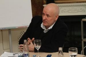 Расселл Пісґуд, менеджер проектів BBC, ключовий експерт проекту медіа-тренінгів у рамках Європейського інструменту сусідства і партнерства