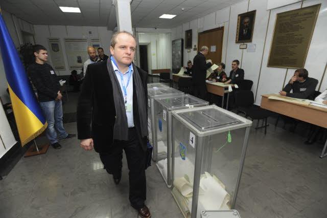 ЄС долучився до спостереження за виборами вУкраїні