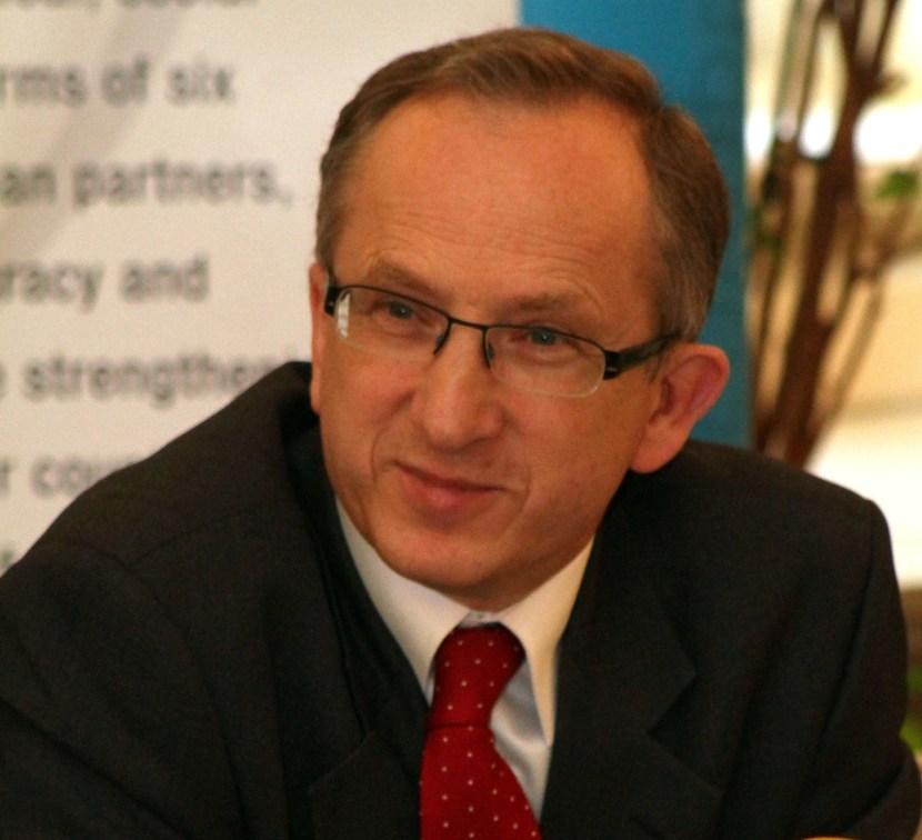 Посол Ян Томбінський: «Ми маємо творити громадян, а не лишевиборців»