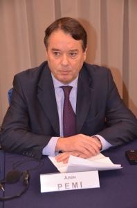 Ален Ремі, посол Франції в Україні