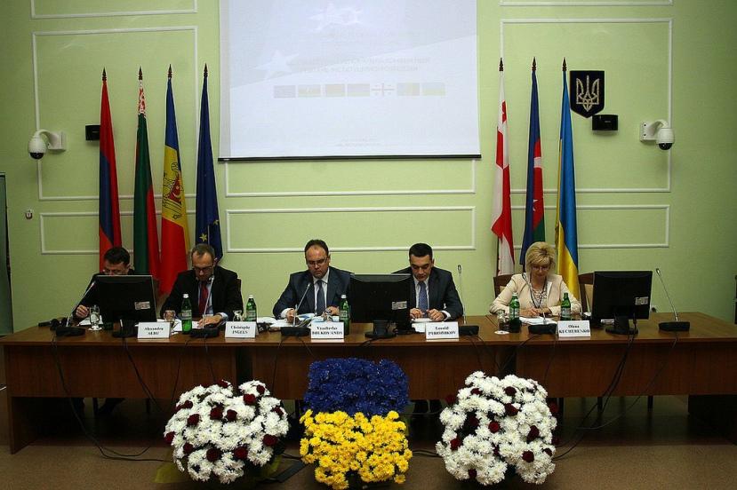 ЄС допомагає реформі інституцій у державах Східногопартнерства