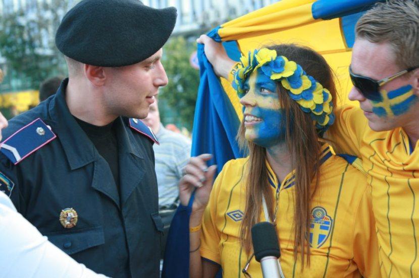 Проект Twinning допомагає модернізувати внутрішні військаУкраїни