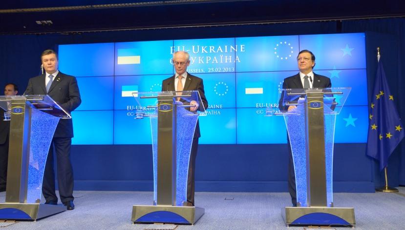 Саміт ЄС-Україна: основні пункти Спільноїзаяви