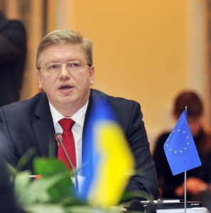 Штефан Фюле, Європейський Комісар з розширення та Європейської політики сусідства
