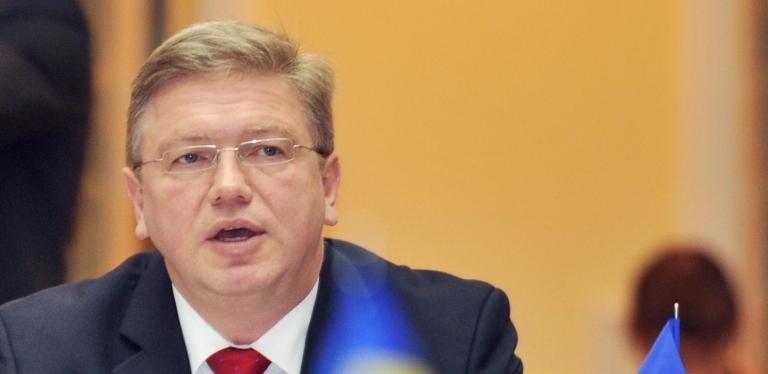 Штефан Фюле: «ми усуваємо стіну, що відділяла Східне партнерство від перспективи членства вЄС»
