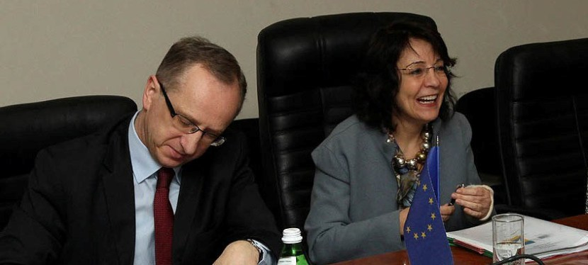 Єврокомісар Даманакі: «ми маємо розвивати наукову співпрацю з питань Чорногоморя»