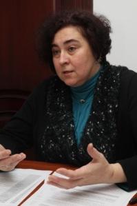 Ганна Голубовська-Онісімова є експертом Проекту ЄС «Додаткова підтримка Міністерству екології та природних ресурсів України у впровадженні програми галузевої бюджетної допомоги»