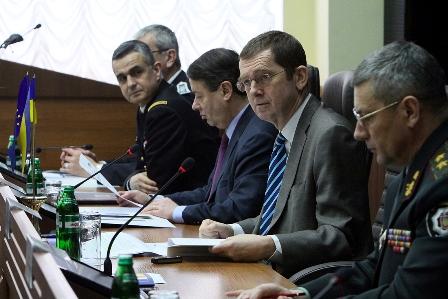 Завершився проект Twinning з модернізації внутрішніх військУкраїни