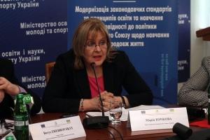 Марія Юрікова, заступник голови Представництва Європейського Союзу в Україні