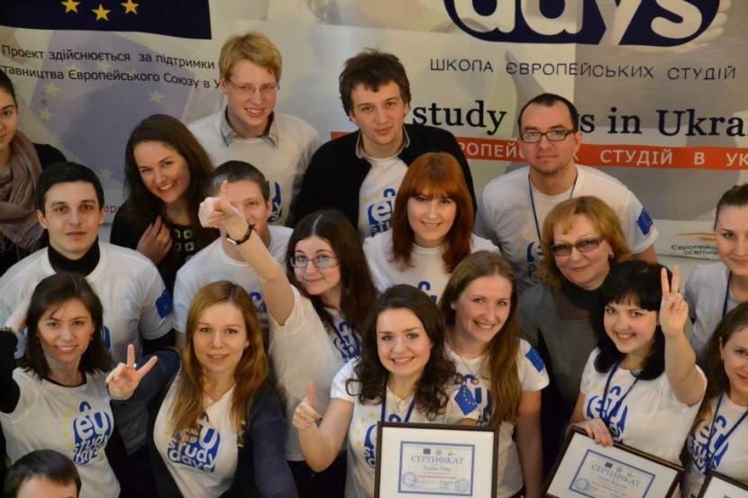 Школа європейських студій стала «унікальною інвестицією» в майбутнє, вважаютьстуденти