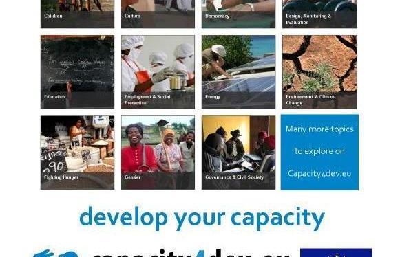 Долучайтеся до capacity4dev – онлайн-платформи ЄС для обмінуінформацією