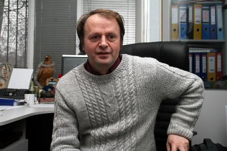 Протидія деградації земель в Україні –інтерв'ю