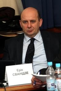 Ерік Сванідзе, колишній член Європейського комітету в справах запобігання катуванням і нелюдському або такому, що принижує гідність, поводженню чи покаранню (КЗК) від Грузії