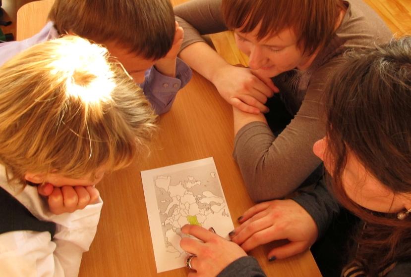 Не знаючи кордонів: Європейська волонтерська служба вдії