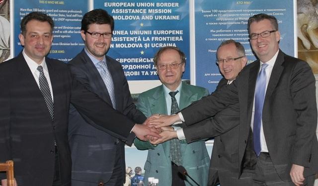 Голова EUBAM виступив на Консультативній Раді місії – востаннє перед тим, як залишитьпосаду