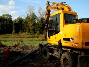 Будівництво водогонів у Недригайлівському районі Сумської області - завдяки проекту ЄС/ПРООН