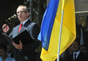 Ян Томбінський, голова Представництва Європейського Союзу в Україні