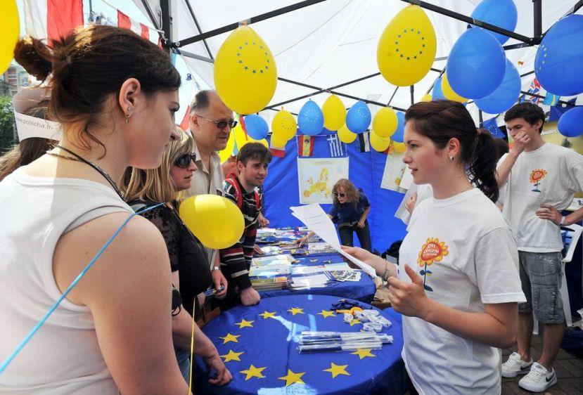 Томбінський сподівається на незворотність євроінтеграціїУкраїни