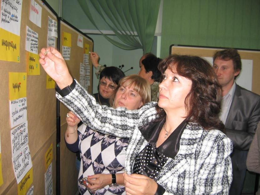 У пошуках коштів: ЄС і ПРООН допомагають громадам шукатифінансування