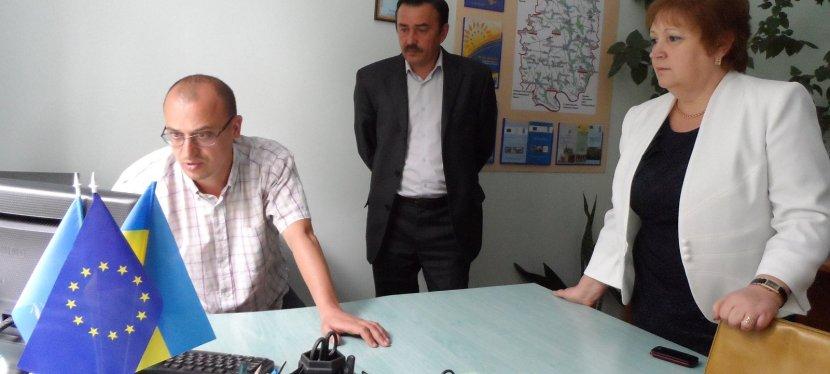 Власне вікно в Європу: ресурсний центр допомагає місцевимгромадам
