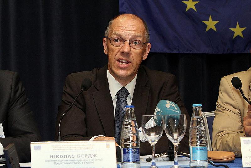 Бердж: зона вільної торгівлі з ЄС вестиме до модернізації українськоїекономіки