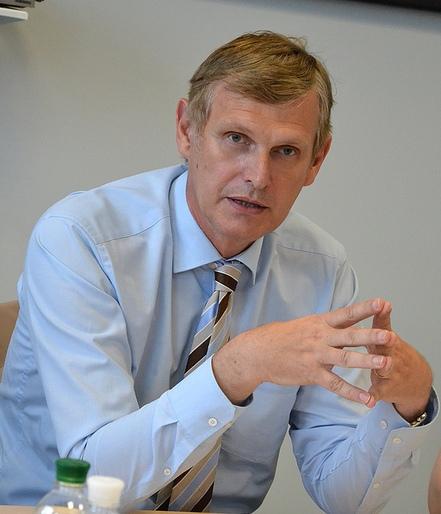 Вальтер Треттон, Керівник відділу «Енергетика, транспорт і навколишнє середовище» Представництва ЄС в Україні