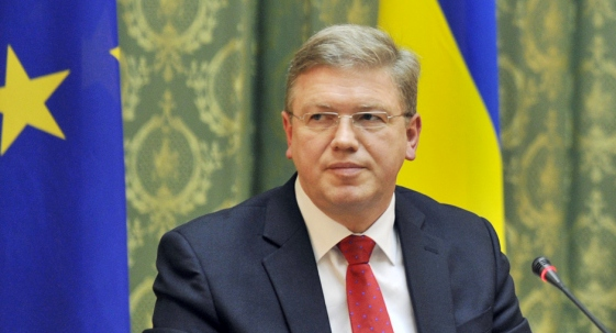 Європейський Комісар з розширення та Європейської політики сусідства Штефан Фюле