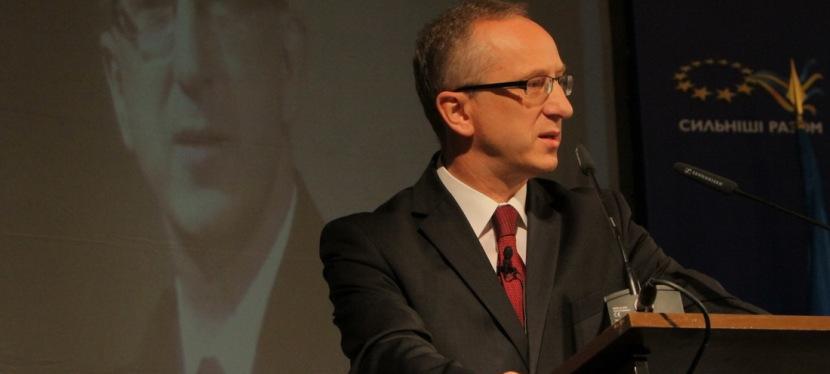 Посол Ян Томбінські: «Громадянин є центром уваги Угоди проасоціацію»