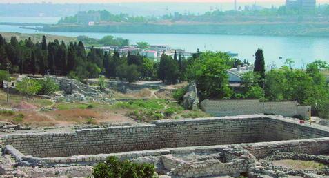 Херсонес збагатив карту культурної спадщиниЮНЕСКО