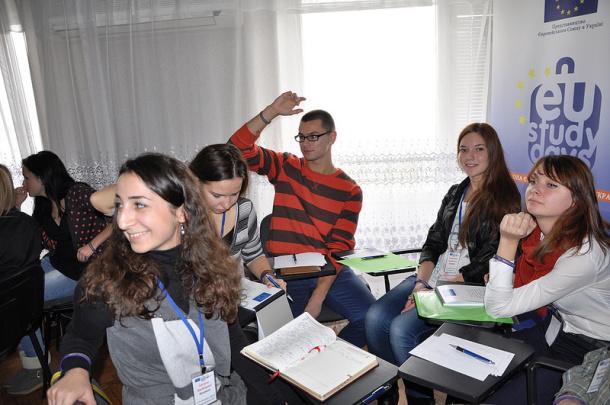 6-а сесія «EU Study Days»: дивіться лекціїонлайн