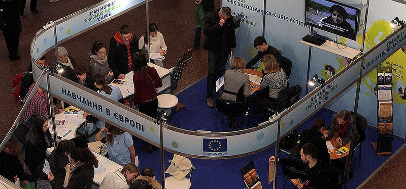 Erasmus+ дає українцям освітні можливості у 150 країнахсвіту
