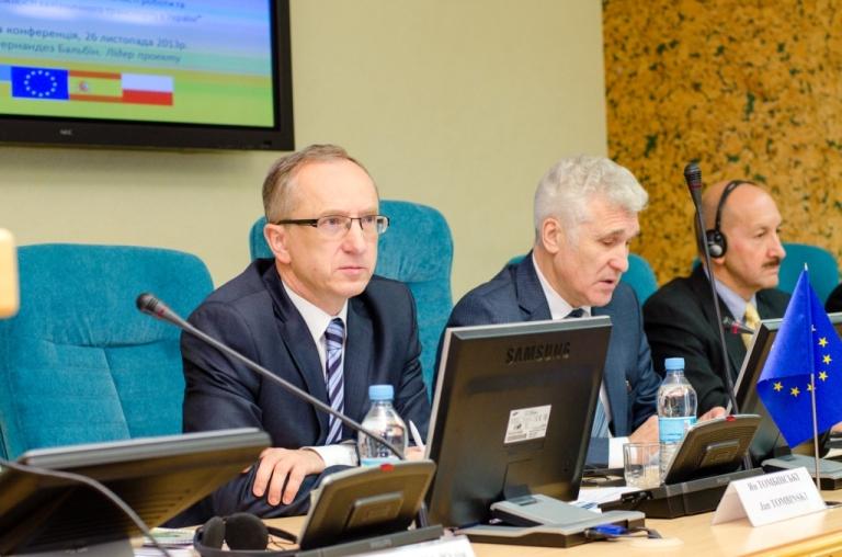 Ян Томбінські, Голова Представництва ЄС в Україні
