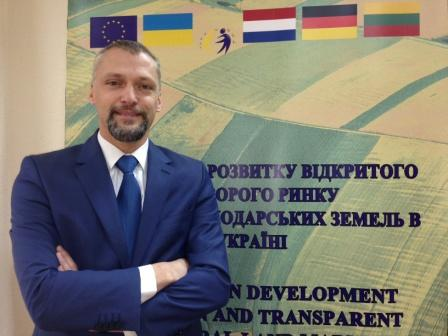 Стефан Фербунт, постійний радник проекту Твіннінг «Допомога в розвитку відкритого і прозорого ринку сільськогосподарських земель в Україні»