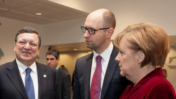 Заява голів держав і урядів ЄС щодоУкраїни
