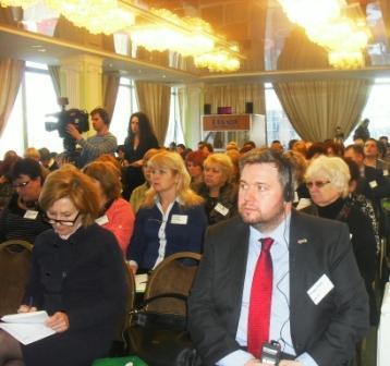 Підсумкова конференція проекту «Попередження кривди літніх людей в Україні», 18 лютого, Київ