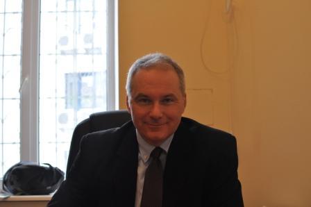 Колін Меддок, керівник проекту ЕС «Підтримка політики регіонального розвитку в Україні»