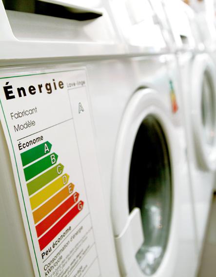 Енергоефективність керується принципом «done the same with less», тобто «роби теж саме, споживаючи менше»