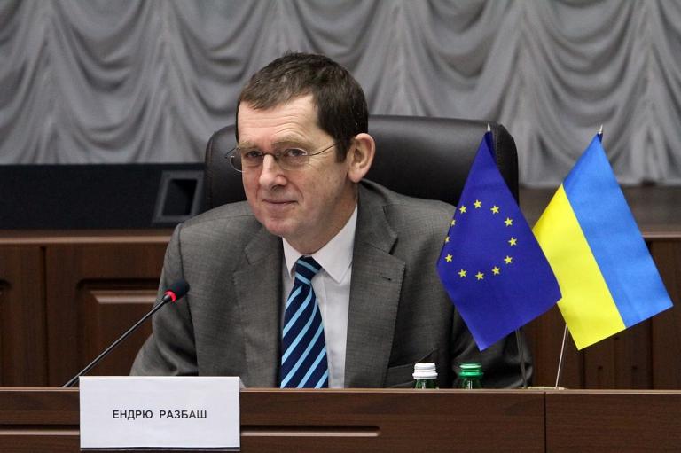 Ендрю Расбаш, Керівник Програм співробітництва Представництва ЄС в Україні