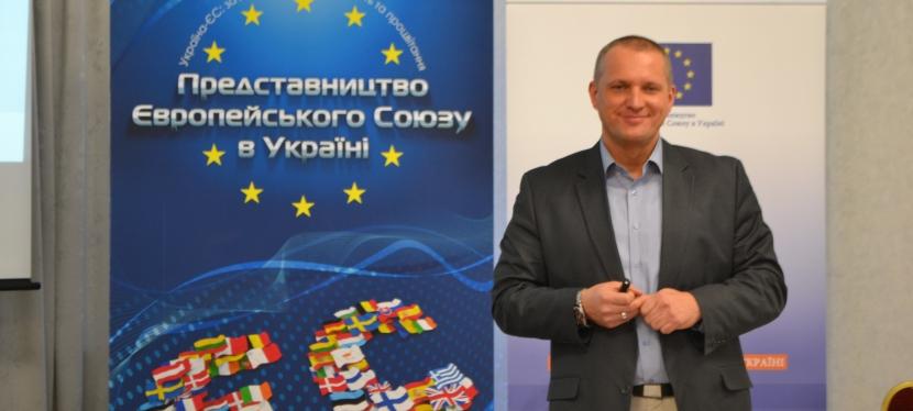 Україна переймає досвід ЄС у боротьбі з організованоюзлочинністю