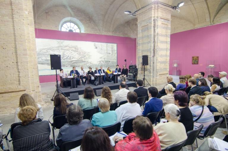Панельна дискусія від Представництва ЄС в Україні «Ідея Європи та нова Україна»
