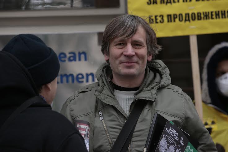 Юрій Урбанський, виконавчий директор Національного екологічного центру України