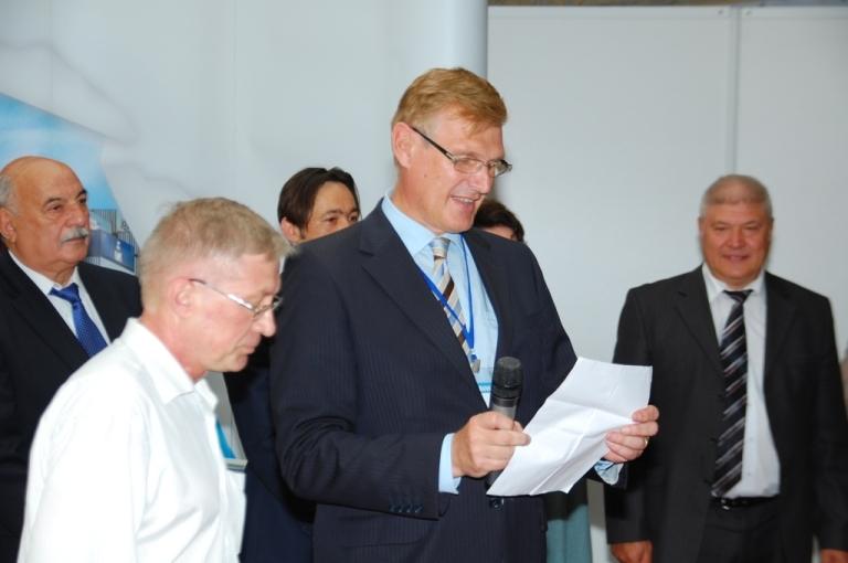 Вальтер Треттон, керівник секції інфраструктури та довкілля Представництва ЄС в Україні