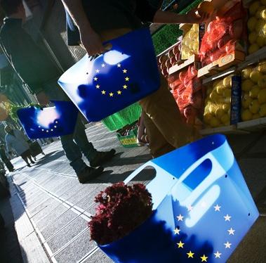 Коли українські товари заповнять полиці магазинівЄС?
