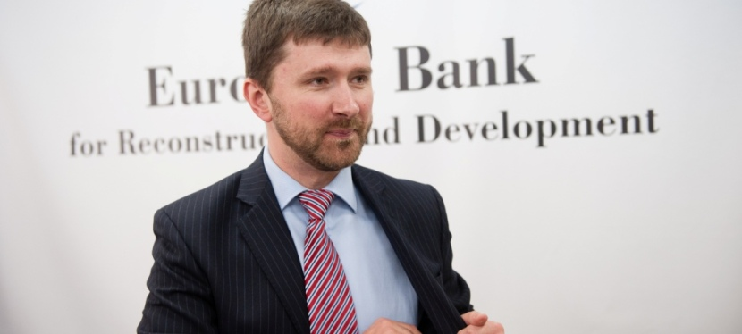 """Представник ЄБРР: """"ми щороку інвестуємо в Україну 1 мільярдєвро"""""""