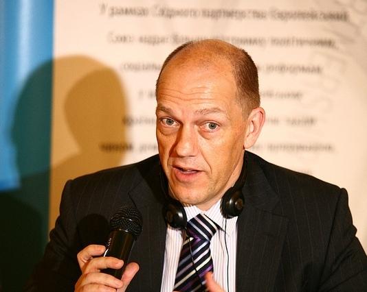 Ніколас Бердж, керівник торгово-економічної секції Представництва ЄС в Україні