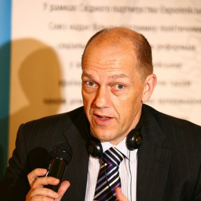Експорт України до ЄС досяг 13% від ВВП:інтерв'ю