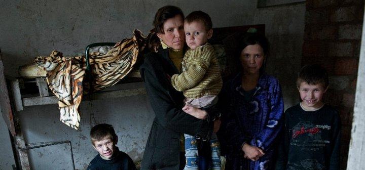 ПРООН та ЄС підтримують відновлення будівель для переселенців з особливими потребами, дітей та багатодітнихродин