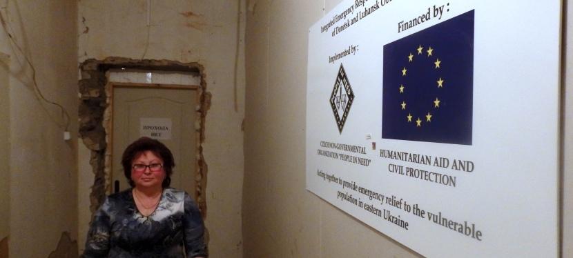 Дах над головою – ЄС допомагає поселеннямпереселенців