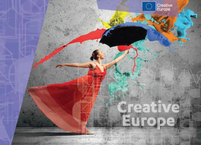 Україна приєдналася до програми «КреативнаЄвропа»